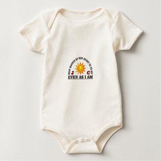 Body Para Bebê seja como o jc