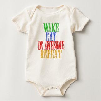 Body Para Bebê Seja impressionante!