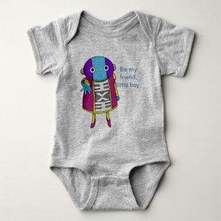 Body Para Bebê seja meu amigo