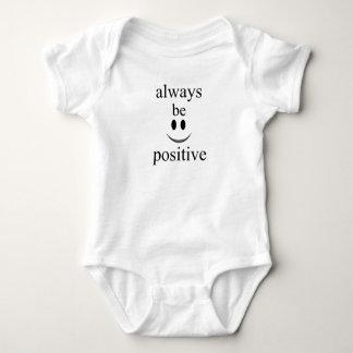 Body Para Bebê seja sempre positivo