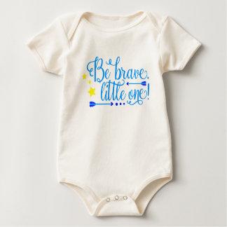 Body Para Bebê Seja setas pequenas bravas e estrelas de um Boho