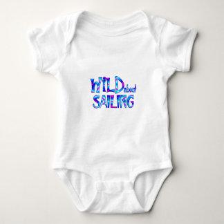 Body Para Bebê Selvagem sobre a navigação