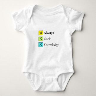 Body Para Bebê sempre um conhecimento da busca k de s