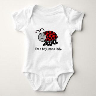 Body Para Bebê Senhora Desinsetar do menino