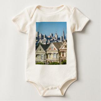 Body Para Bebê senhoras pintadas San Francisco