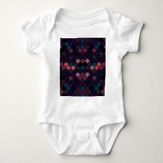 Body Para Bebê sereia X