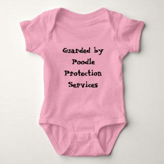 Body Para Bebê Serviços de proteção guardados do byPoodle