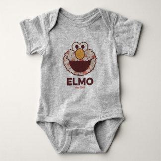 Body Para Bebê Sesame Street | Elmo desde 1984
