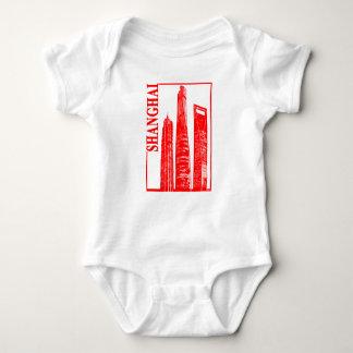 Body Para Bebê Shanghai