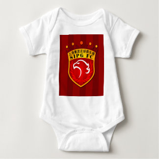 Body Para Bebê Shanghai SIPG F.C.
