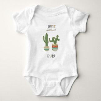 Body Para Bebê Sharp de Geo IX | Lookin do sudoeste
