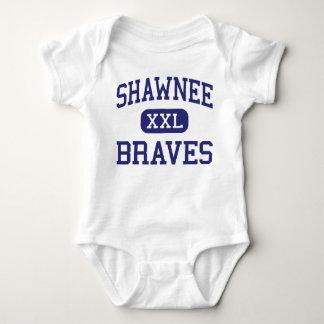 Body Para Bebê Shawnee Braves Fort Wayne médio Indiana