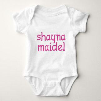 Body Para Bebê Shayna Maidel