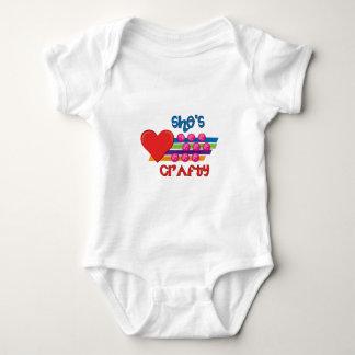 Body Para Bebê Shes esperto