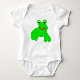 Body Para Bebê Shirt com rã