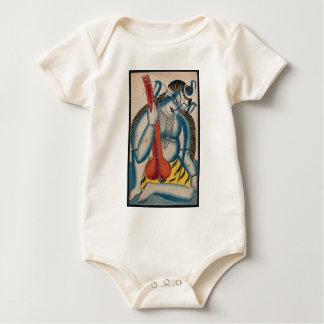 Body Para Bebê Shiva intoxicado que guardara o cordeiro