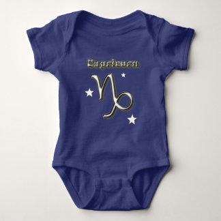 Body Para Bebê Símbolo do Capricórnio