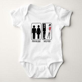 Body Para Bebê Ska resolvido problema