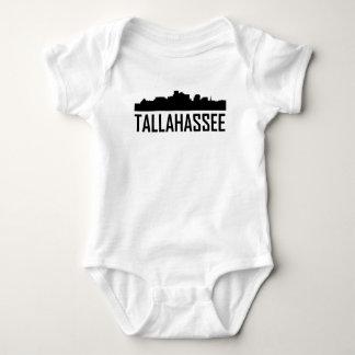 Body Para Bebê Skyline da cidade de Tallahassee Florida