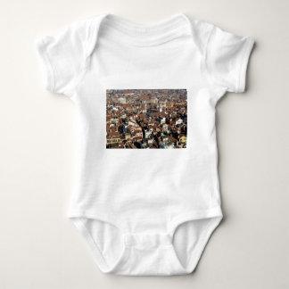 Body Para Bebê Skyline da cidade de Veneza