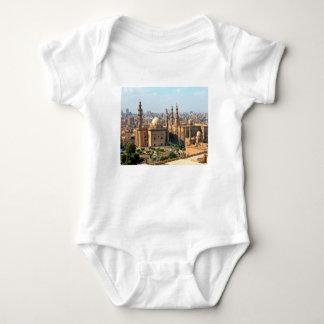 Body Para Bebê Skyline de Cario Egipto