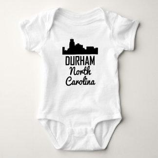 Body Para Bebê Skyline de Durham North Carolina