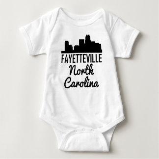 Body Para Bebê Skyline de Fayetteville North Carolina