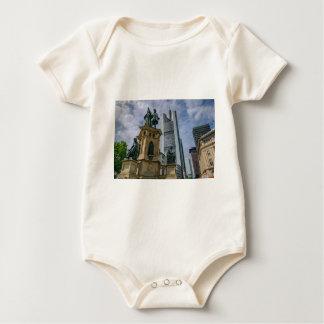 Body Para Bebê Skyline de Francoforte