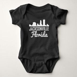 Body Para Bebê Skyline de Jacksonville Florida