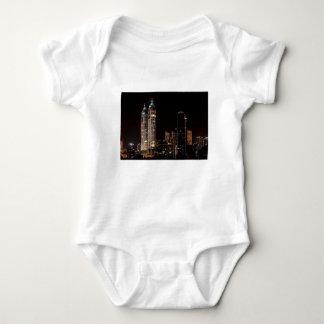 Body Para Bebê Skyline de Mumbai India