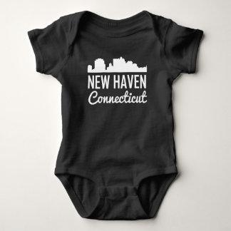 Body Para Bebê Skyline de New Haven Connecticut