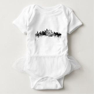 Body Para Bebê Skyline de Philadelphfia Pensilvânia