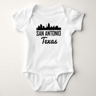 Body Para Bebê Skyline de San Antonio Texas