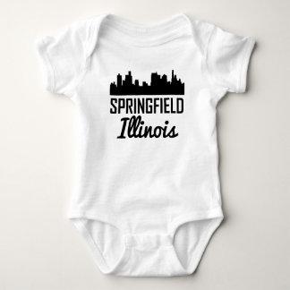 Body Para Bebê Skyline de Springfield Illinois
