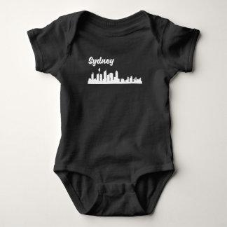 Body Para Bebê Skyline de Sydney