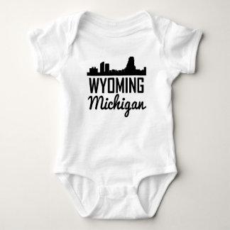 Body Para Bebê Skyline de Wyoming Michigan