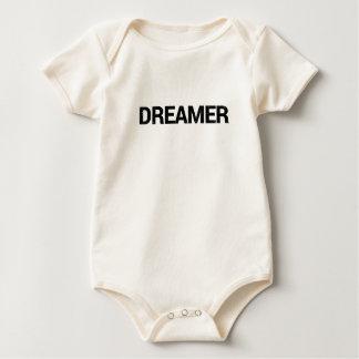 Body Para Bebê Sonhador