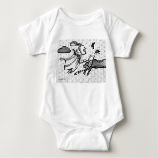 Body Para Bebê Sonho do coelho