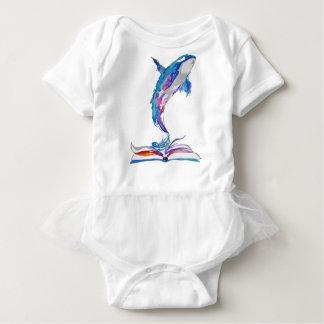 Body Para Bebê sonho do livro