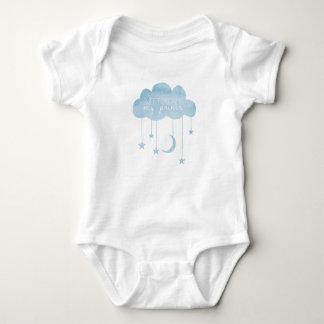 Body Para Bebê Sonhos doces, meu príncipe, veste do bebé