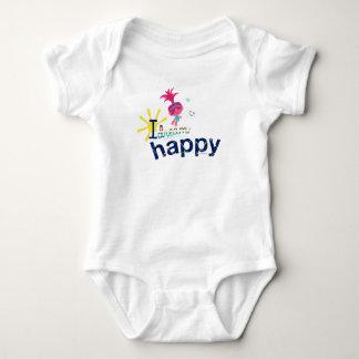 Body Para Bebê Sonhos felizes dos troll |