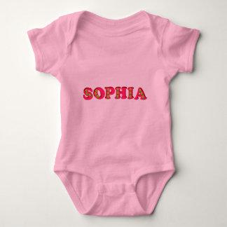 Body Para Bebê Sophia