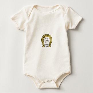 Body Para Bebê sorte do resplendor real