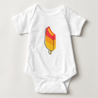 Body Para Bebê Sorvete mordido de Gelato