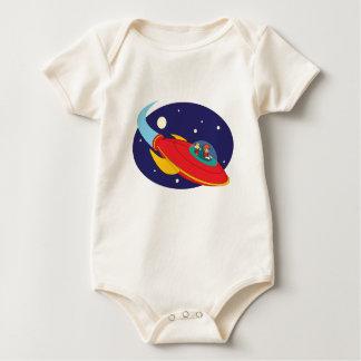 Body Para Bebê Spaceboy e cão 2