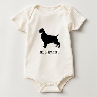 Body Para Bebê Spaniel de campo