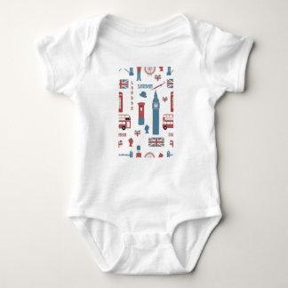 Body Para Bebê Special de Londres
