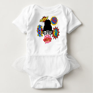Body Para Bebê Splat (bolo)