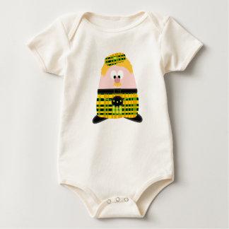 Body Para Bebê Sr. Mac Haggis