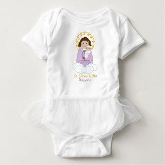 Body Para Bebê St. Gianna Molla